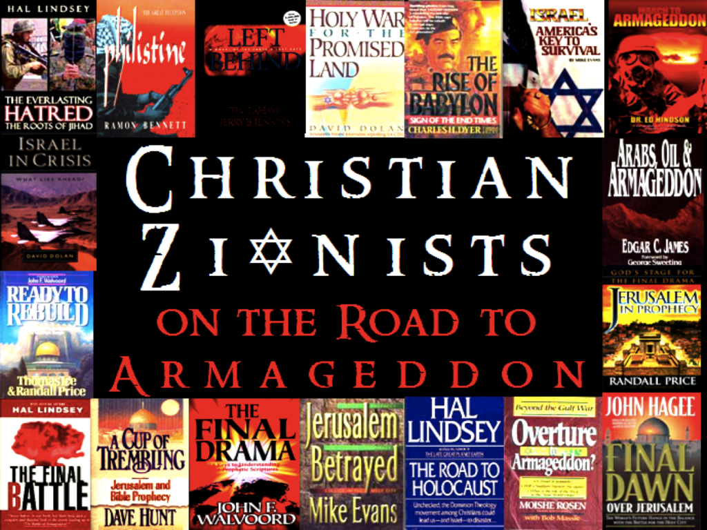 Image result for christian zionists
