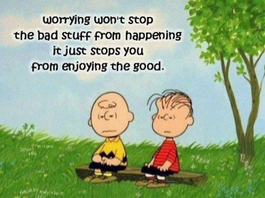 Peanuts-cartoon-about-worry